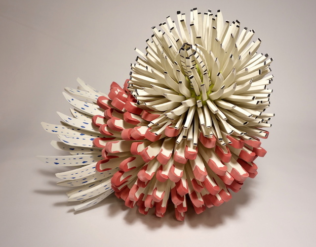 , 'Shards Flower 1,' 2019, Mark Moore Fine Art