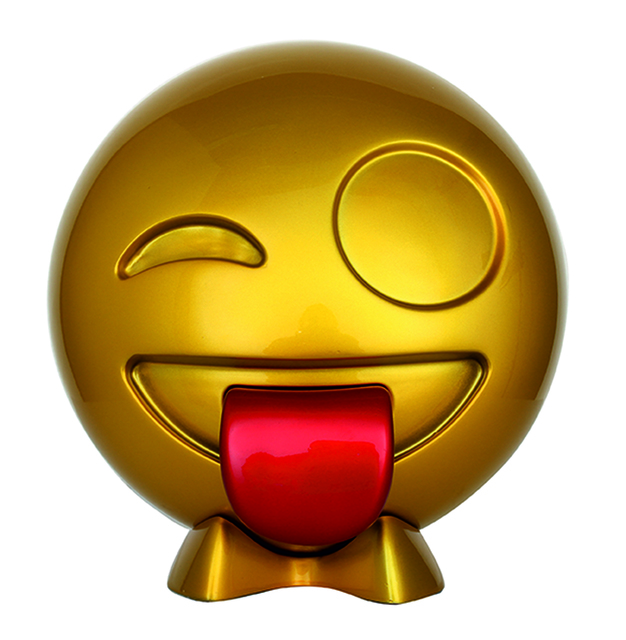 , 'You = Awesome, Me = Lucky (Emoji),' 2018, Avant Gallery