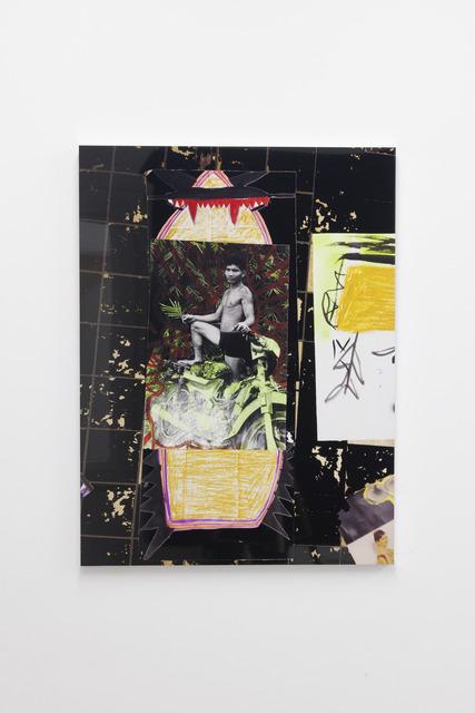 , 'Man Revisited V2,' 2014, CARLOS/ISHIKAWA
