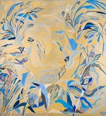 , 'Oasis VIII,' 2014, Walter Wickiser Gallery