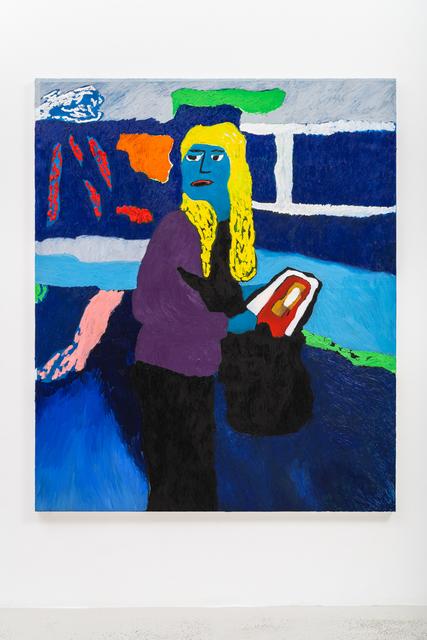 , 'It tastes better when it's free,' 2018, Annka Kultys Gallery