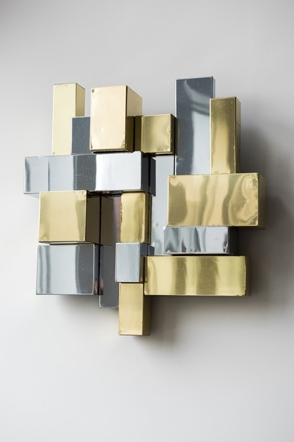 Paul Evans (1931-1987), 'Cityscape Wall Mounted Sculpture,', 1975, Todd Merrill Studio