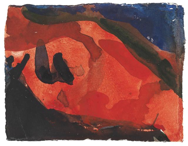 , 'Gelting,' 1987, Ludorff