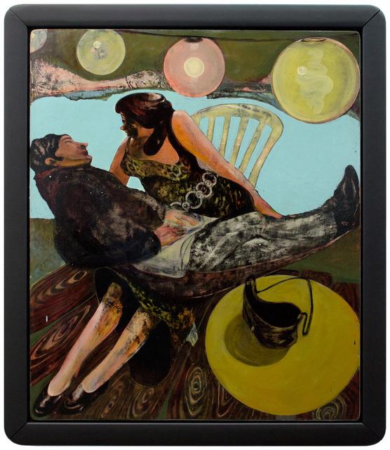 , 'untitled,' 2014, galerie burster