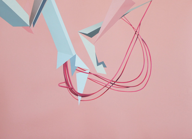 , 'Structo-vascular,' 2014, Sabrina Amrani