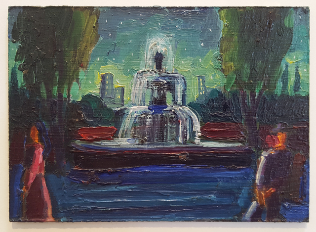 , 'City Fountain,' 1987, Craig Krull Gallery