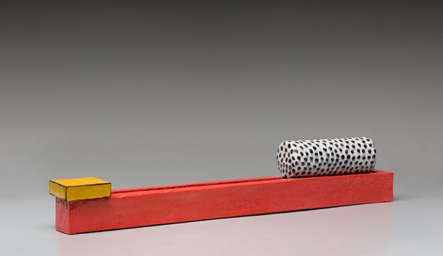 , 'Untitled, Construction,' 2016, Rena Bransten Gallery