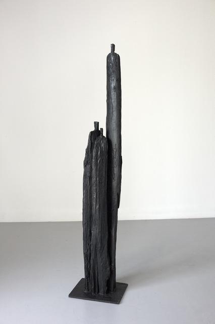 , 'Les veilleurs du silence,' 2015, Mimmo Scognamiglio / Placido