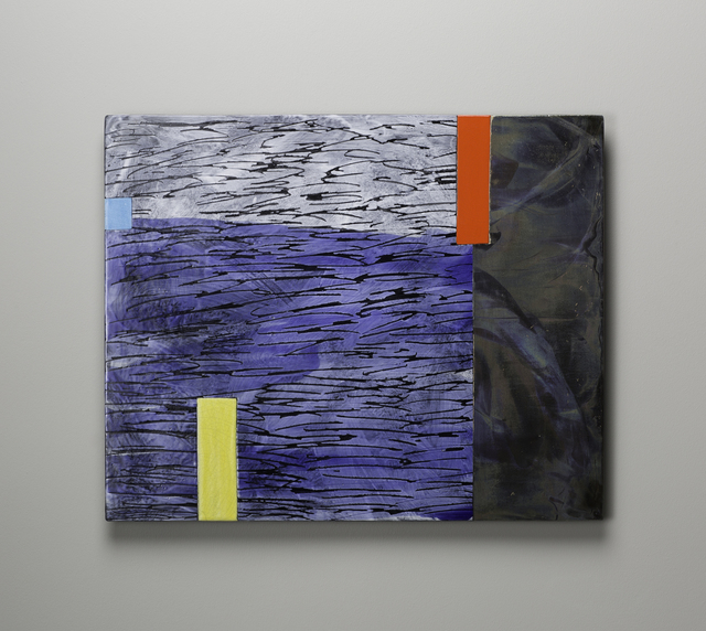 , 'Large Raku Wall Slab 16-05-67,' 2016, Duane Reed Gallery