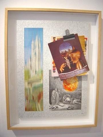 , 'Poeme et collage imaginatif,' 1982, Galerie Ernst Hilger