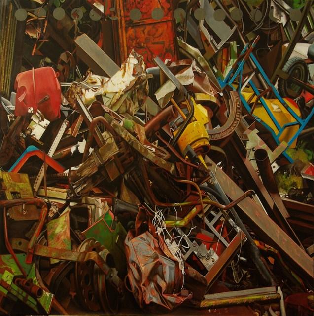György Jovián, 'Demolition study X', 2013, Faur Zsofi Gallery
