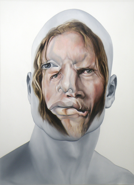 , 'Face FS153 G De La Haba,' 2013, Galerie Richard