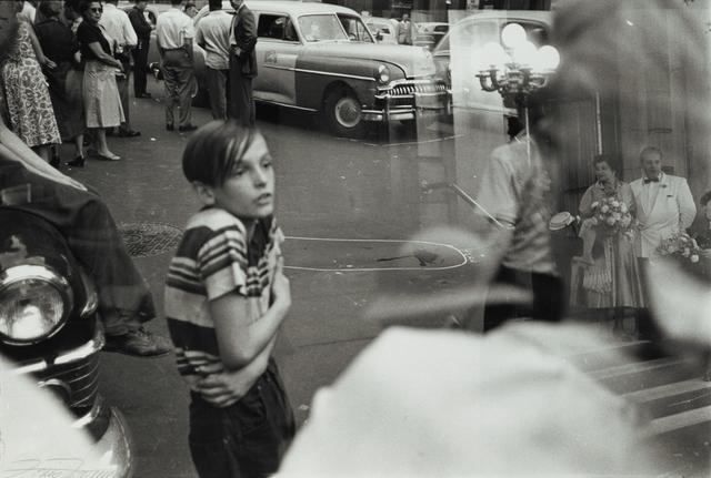 , 'Accident,' 1949-1952, Deborah Bell Photographs