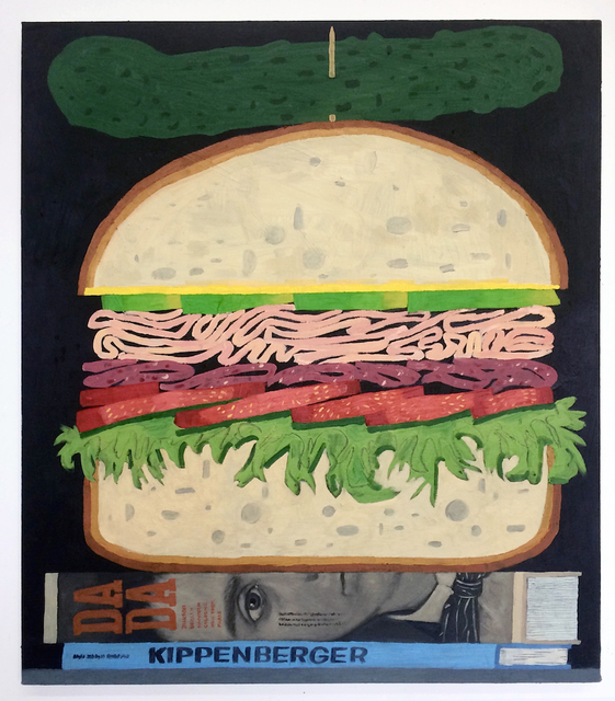, 'Dada Turkey Club,' 2017, Fresh Window