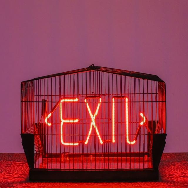 , 'Exil,' 2018, Timothy Yarger Fine Art