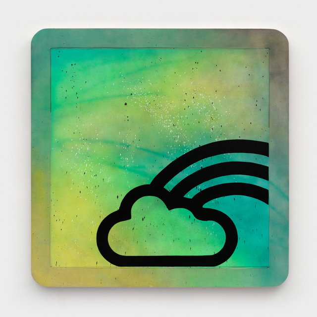 , 'Contained Cloud,' 2019, Shulamit Nazarian