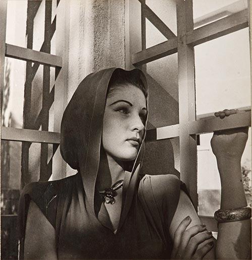 , 'Queen Fawziah of Iran,' 1942, Huxley-Parlour