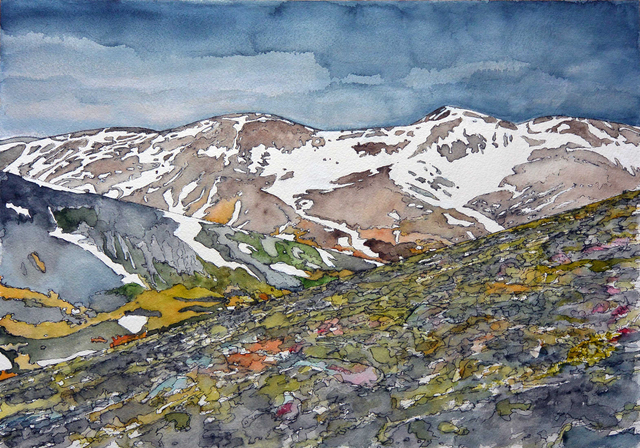 , 'Dalurinn (The Valley),' 2016, HATHAWAY | Contemporary Gallery