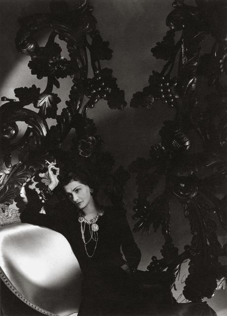 Horst P. Horst, 'Coco Chanel', 1937, Robert Klein Gallery