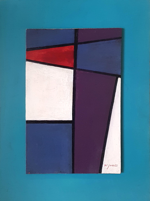 , 'Untitled,' ca. 1960, Palette Contemporary Art and Craft