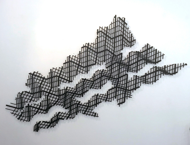 , 'Manifold,' 2018, Flinders Lane Gallery
