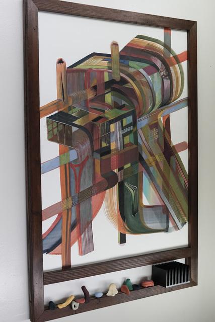 , 'r&r,' 2016, Red Arrow Gallery