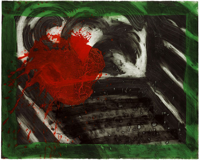 Howard Hodgkin, 'In an Empty Room', 1990-1991, Eames Fine Art