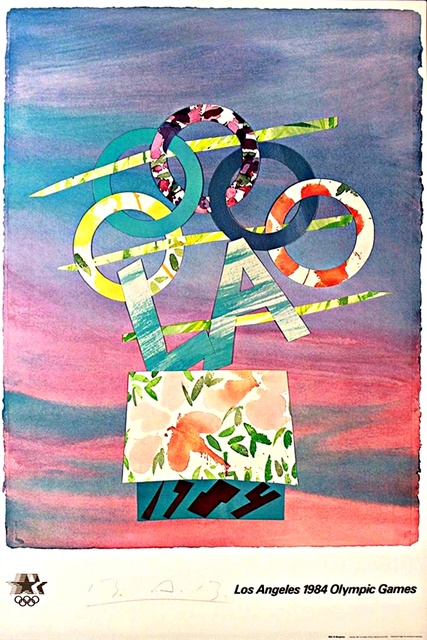 , 'Los Angeles 1984 Olympic Games ,' 1982, Alpha 137 Gallery