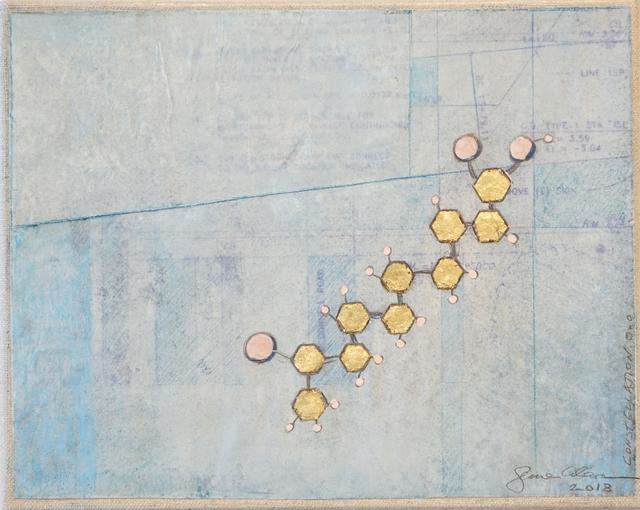 , 'constellation 00,' 2018, Maus Contemporary