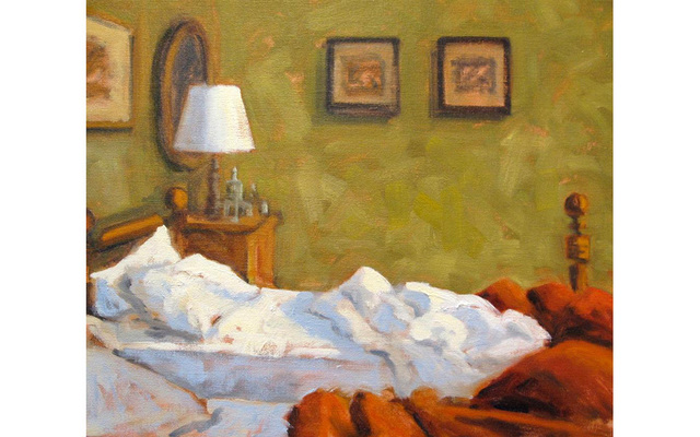 Joan Griswold, 'After The Nap', 2018, Painting, Oil on canvas, Bernay Fine Art