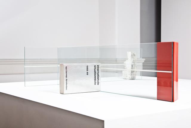 , 'Estereometría Elemental (IJ uniendo KL),' 2015, Ignacio Liprandi Arte Contemporáneo