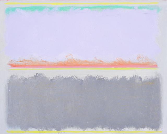 , 'Horizon,' 2018, Charles Nodrum Gallery