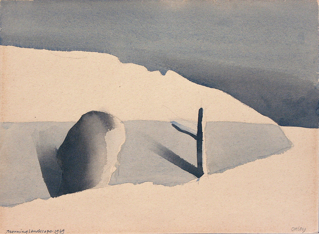 , 'Morning Landscape,' 1969, Wallace Galleries
