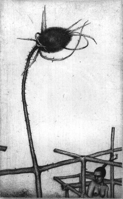 nele zirnite, 'Presentiment', 1989, Turner Carroll Gallery