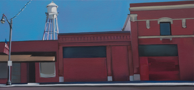 , 'Water Tower,' 2014, Modern West Fine Art