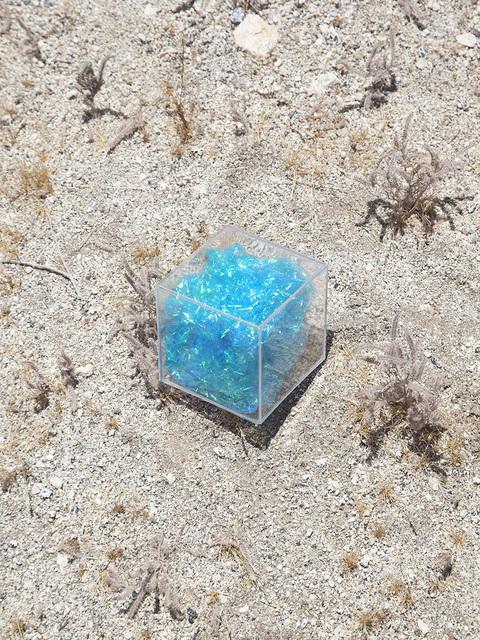 , 'Melt (Cube),' 2016, Chimento Contemporary