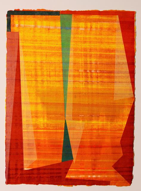 , 'Sentinel #2,' 2014, Joseph Nease Gallery
