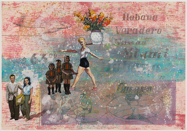 , 'Vedado (No. 8),' 2006, Track 16 Gallery