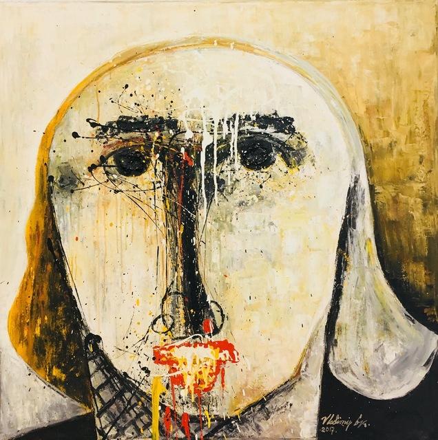 , 'Mary en blanco ,' 2017, Nuun Espacio de Arte