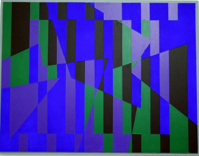 , 'Paralleles,' 1968, Albareh Contemporary