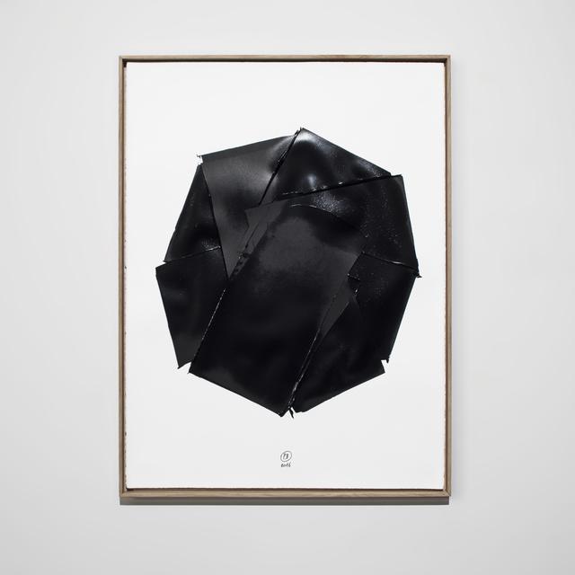 , 'Furoshiki Carbone 5,' 2016, Leclaireur