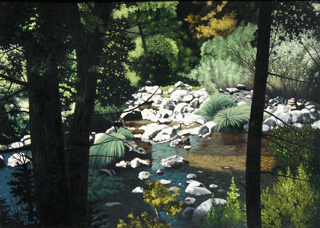 Stan Ekman, 'The Quiet of Queen Creek', Larsen Gallery