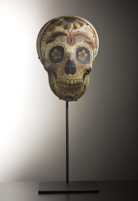 , 'LA CALAVERA, LA HUESUDA,' 2017, Heller Gallery