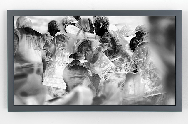 Richard Mosse, 'Still from Incoming #99', 2016, carlier | gebauer