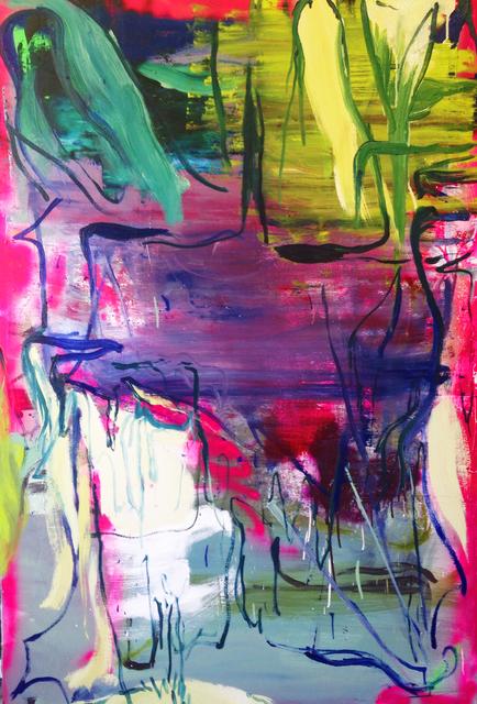 , 'Pintura Sem Título,' 2016, Cavalo