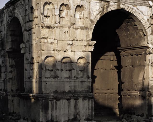 , '18:31 . Rome,' 2010, Spazio Nuovo