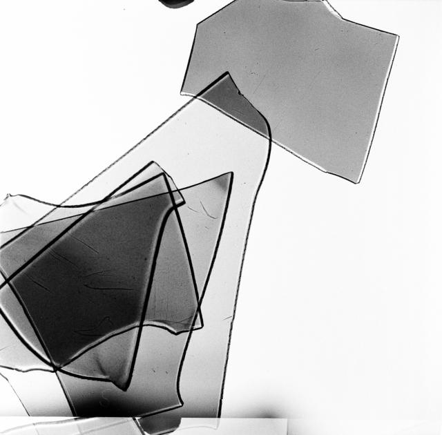 , 'Splinter (d),' 2018, Galerie Krinzinger