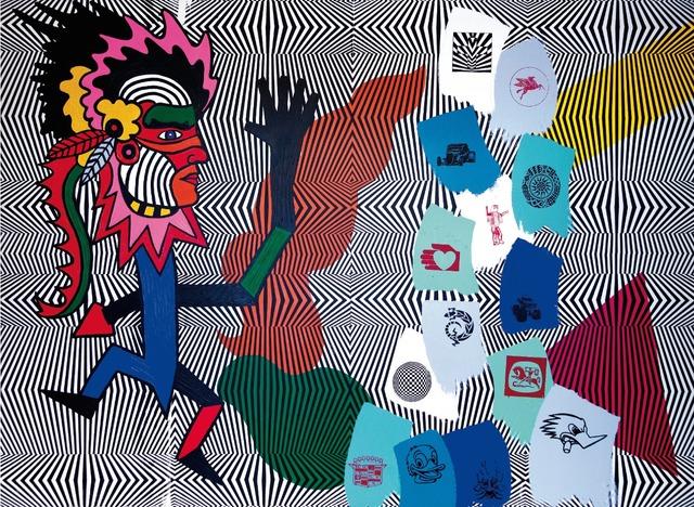 , 'Living Water,' 1985, Lorenzelli arte