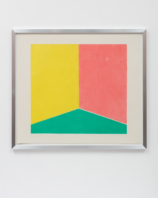 , 'Corner,' 2011, David Kordansky Gallery