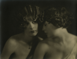 , 'Head and Shoulders Study,' ca. 1920, George Eastman Museum